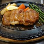豚八 - チキンソテー