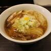 tsurumen - 料理写真:わんたん麺(970円、斜め上から)