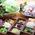 韓国料理 OMONI - 料理写真:
