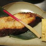 旬菜松はし  - カレイの西京焼き