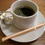 洋食 ノブ - コーヒー お替り自由