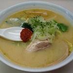 味よし  - 辛み噌ラーメン(700円)