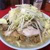 ラーメン二郎 - 料理写真:ラーメン小(ブタ入り)