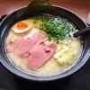 レストラン ポロ - 料理写真:合鴨白湯塩ラーメン