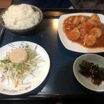 中華料理 楽春園 - 料理写真: