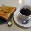 あかね喫茶店 - 料理写真:モーニングセット 430円 (2020.2)