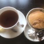 スマイルカフェ - 料理写真:モーニングセット