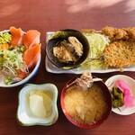 埼玉漁港 海鮮食堂 そうま水産 - 漁師の昼メシ