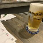 スタンドバイミー - 大ビール!