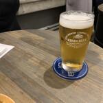 スタンドバイミー - グラスビール!