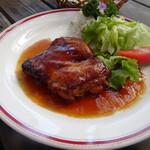 ラ・パニエ - 房総ハーブ鶏のソテー