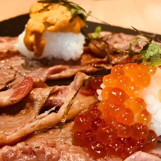 インスタ映え!!肉寿司いろいろ