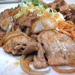 ランチハウス - ポーク焼肉