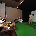 ASSO - 最大6名様までプレーできます!!もう朝早く起きたり、天気に左右されません♪シミュレーションゴルフ!人気のクラブが使えますよ〜!
