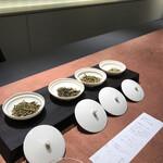125871003 - 好みの茶葉を選択