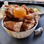 スリーピッグ - 自家製ローストポーク丼