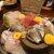 博多串焼と刺身 ココロザシ - 刺盛り!
