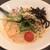 バサノバ - 料理写真:「豆乳ラクサソバ」(1000円)