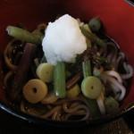 12588701 - 山菜そばup