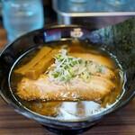 ラーメン 西ちゃん - 料理写真:チャーシュー麺