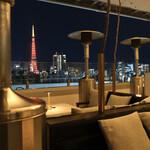 BALCON TOKYO - テラス席