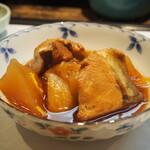 西田鮨 - ぶり大根