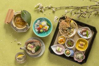 日本料理 瀬戸内 - 3-4月お花見御膳