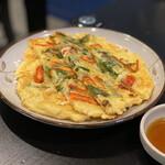 韓国料理 benibeni - 海鮮チヂミ
