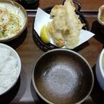Bungochaya - 豊後定食