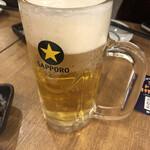 博多満月 - おビール