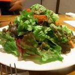 スノー グース - グリーンサラダ