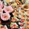 味楽座 - 料理写真:春・料理長おすすめコース