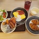 ホテルグリーンプラザ - 料理写真:朝食バイキング2020.02.15
