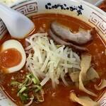 にゃがにゃが亭 - 料理写真:「辛辛味噌」850円也。税込。