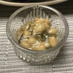 125893369 - 郷土料理 塩納豆