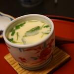 天近 - 天ぷら膳の茶わん蒸し