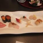 Ganyuutei - 寿司