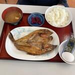ひもの食堂 - きんき定食