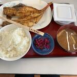 ひもの食堂 - あかむつ定食