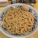 くり山 - 麺(大盛)