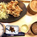 小樽食堂 - 若鶏ザンギ定食