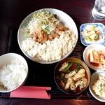 ハイカラヤ - チキン南蛮定食