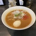125903301 - 味噌soba味玉(1,020円)