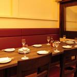 イタリアン食堂酒場 アバンティ - 個室8名