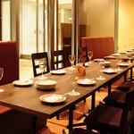 イタリアン食堂酒場 アバンティ - 個室18名