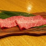 和牛焼肉 牛WAKA丸 - ☆ミスジちゃん(^o^)丿☆