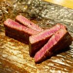 和牛焼肉 牛WAKA丸 - ☆リブシンの厚切りステーキ(#^.^#)☆