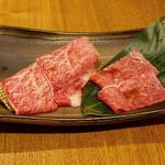 和牛焼肉 牛WAKA丸 - ☆ザブトンすき焼き!(^^)!☆