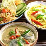 バーン・イサーン - 料理写真: