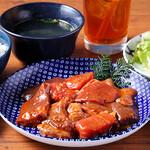 焼肉 YOKOHAMA 045  - ホルモンMIXランチ